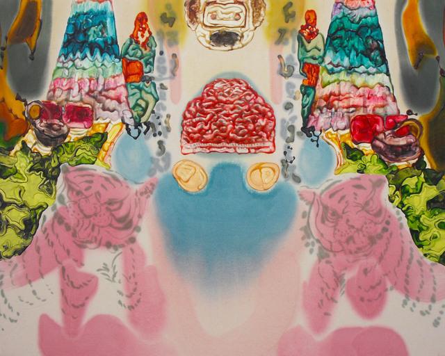 , 'Tora Tora No.1,' 2013, YOD Gallery