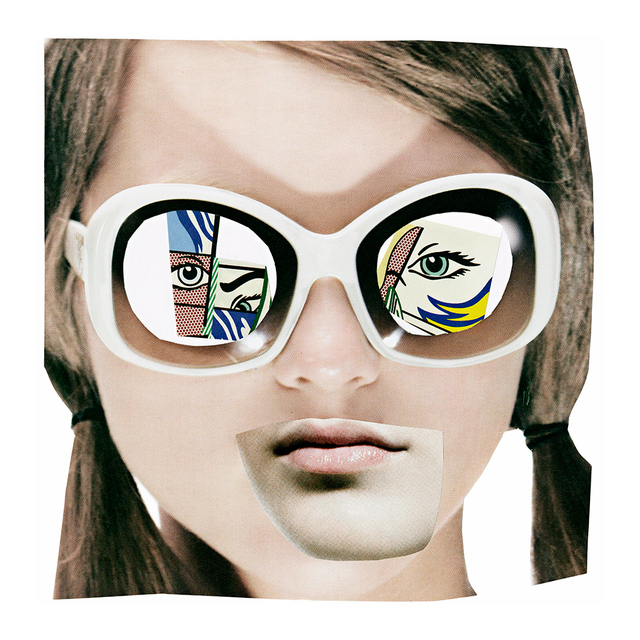 , 'Woman with Sunglasses,' 2010, Nikola Rukaj Gallery