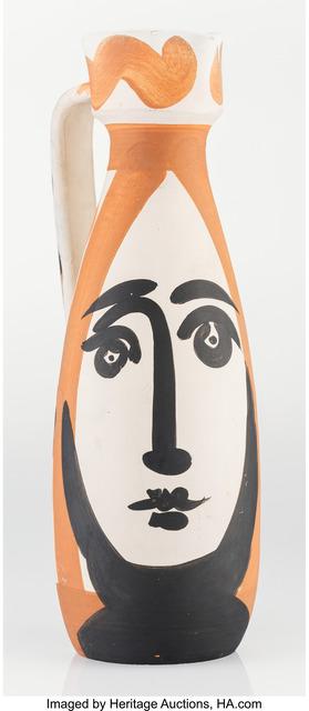 Pablo Picasso, 'Visage', 1955, Heritage Auctions