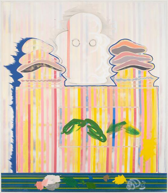 , 'Three Stack 11-13,' 2018, Hamiltonian Gallery