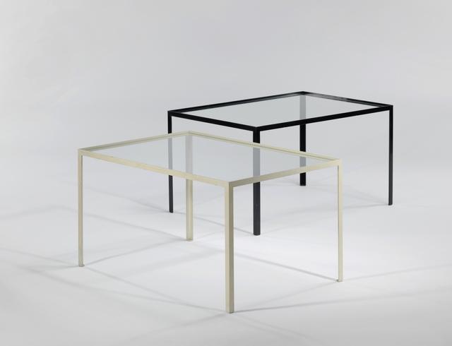 , 'Pair of Low Tables,' ca. 1955, Demisch Danant