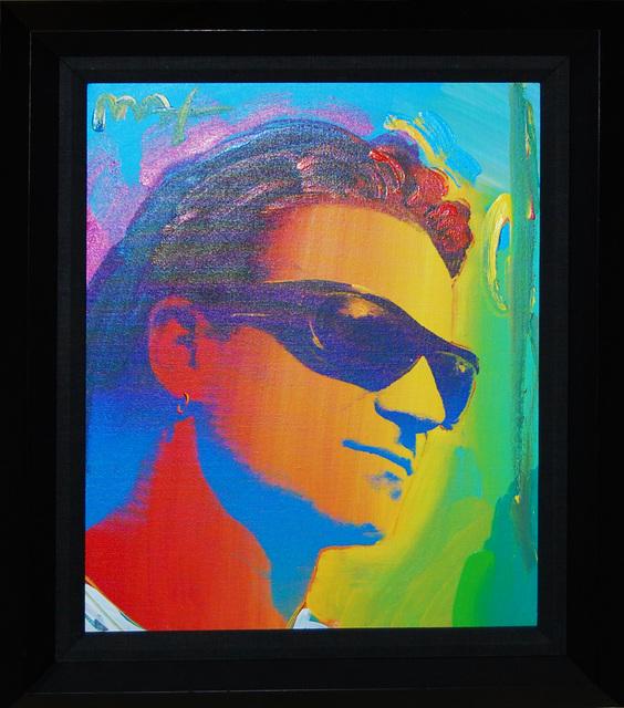 , 'Bono,' 2003, Baterbys Art Gallery