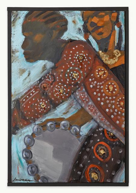 , 'Line Man,' 2017, Adelson Galleries