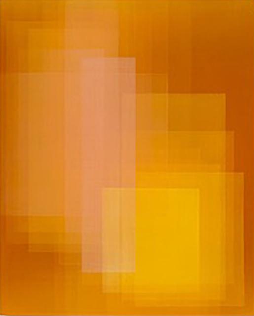 , 'Migrant (Orange),' 2018, Dolby Chadwick Gallery