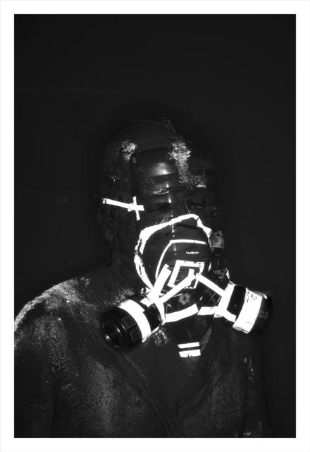 , 'Mask #1,' 2018, Jenkins Johnson Gallery