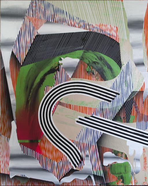 , 'Painternaut,' 2015, LAUNCH LA
