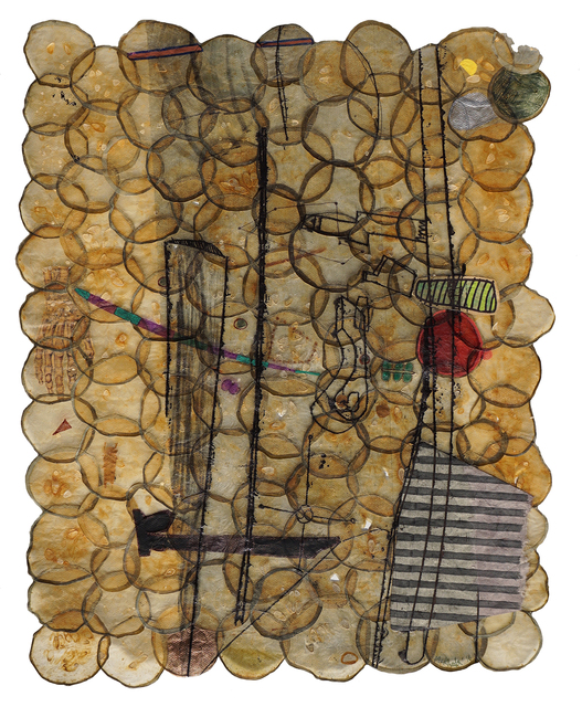 , 'Hand-shook,' 2016, Gallery Espace