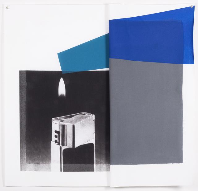 , 'Orientierungsbereich,' 2012, Linn Lühn
