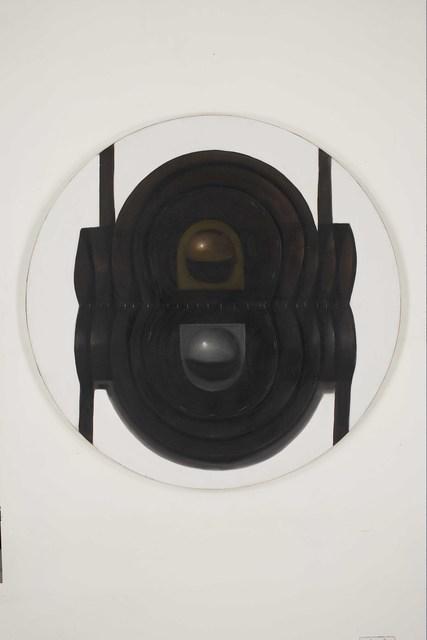 , 'Helmet,' ca. 1970, Leon Tovar Gallery