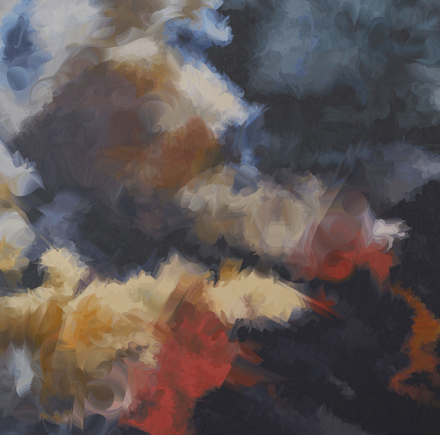 , 'Red Stone,' 2017, Lois Lambert Gallery