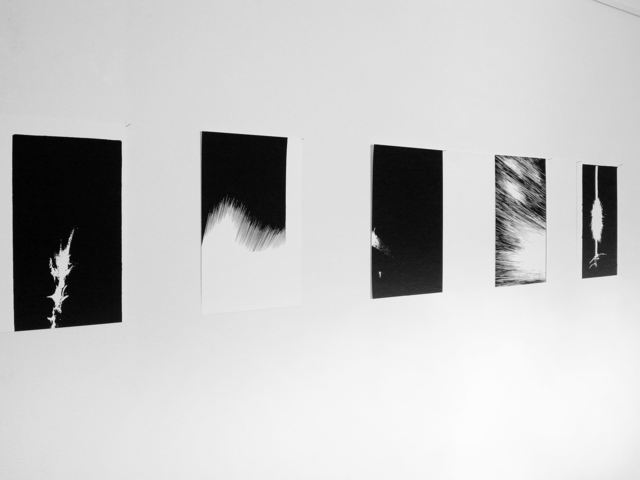 , 'light ink series,' 2016, etHALL