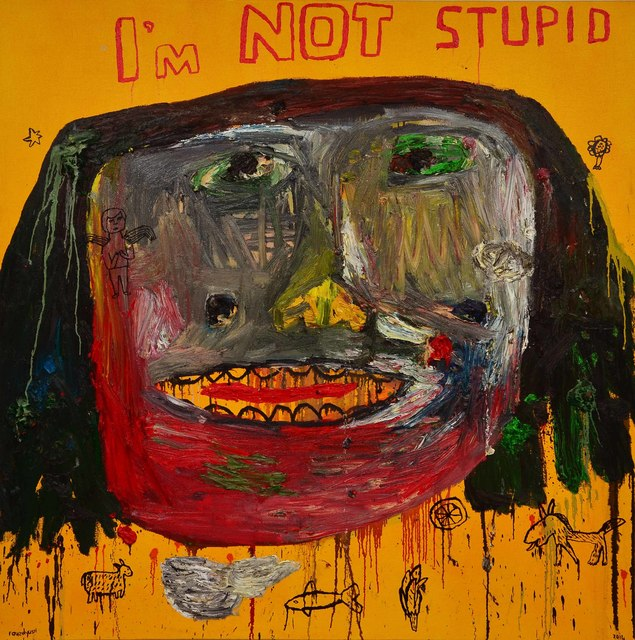 Fauzulyusri, 'I'm Not Stupid', 2014, Taksu