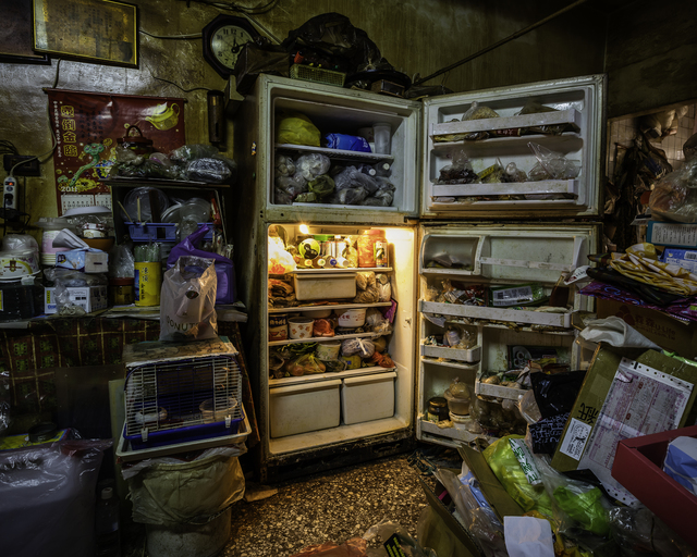Yu-Hsiu HUANG, 'Hoarders - 09 囤積者 - 09', 2016, Photography, 藝術微噴 archival pigment print, Der-Horng Art Gallery