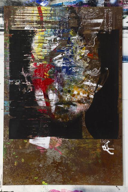 , 'Light Warrior #1,' 2017, Galerie LeRoyer