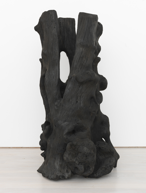 , 'Fire Carved Holly,' 2015, Annely Juda Fine Art