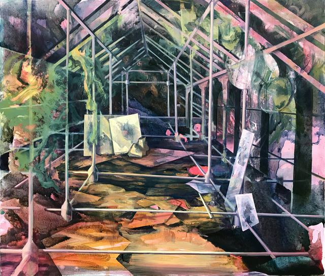 , 'Greenhouse,' 2017, Kate Oh Gallery