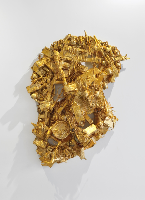 John Miller (b. 1954), 'Big Love', 2009, Gary Tatintsian Gallery