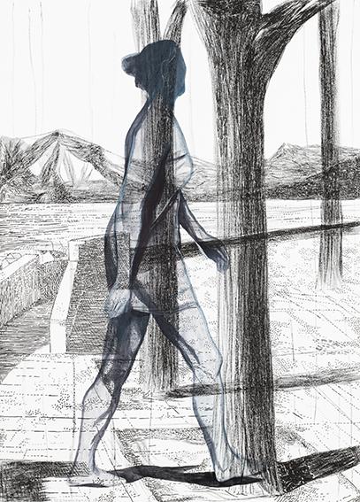 , 'Passage,' 2018, Galerie Lelong & Co.
