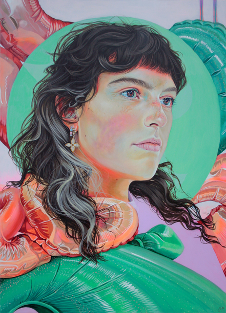 Martine Johanna, 'Sink in Sound', 2018, Massey Klein Gallery