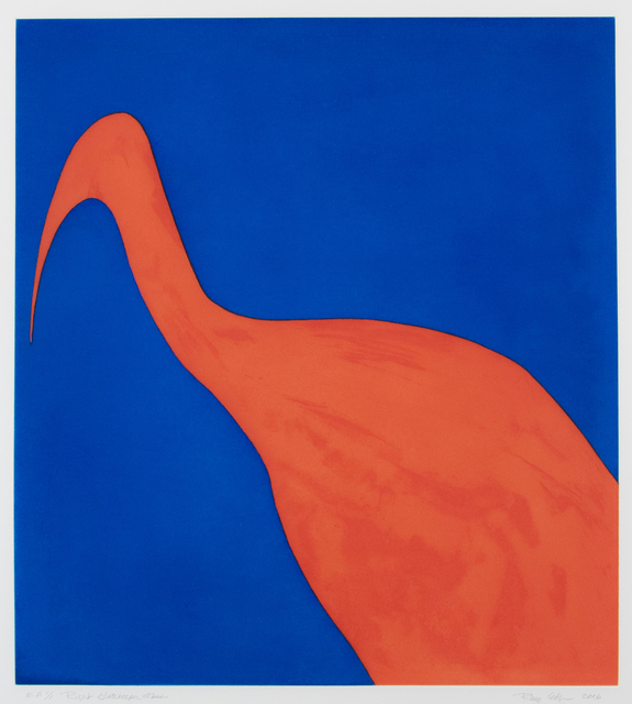 , 'Right Gatekeeper Ibis,' 2006, Manneken Press
