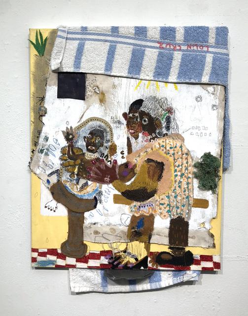 , 'Abuela Que Haces,' 2018, LatchKey Gallery