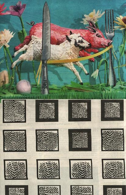 , 'Fingerprint of the Lamb,' 2017, Court Tree Gallery