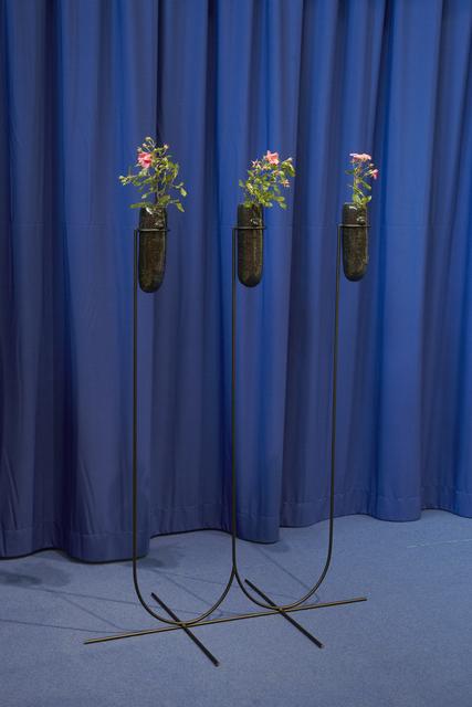 , 'Triple Vase,' 2018, Ani Molnár Gallery