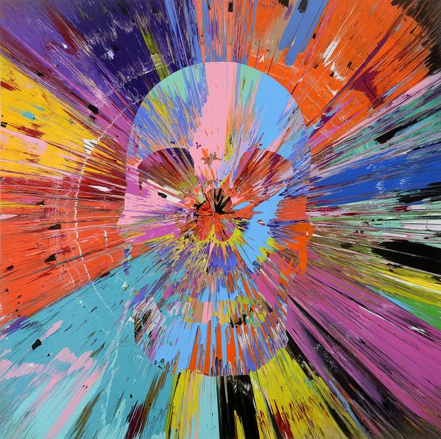 , 'Beautiful mars cathexis painting,' 2012, Galerie Laurent Strouk