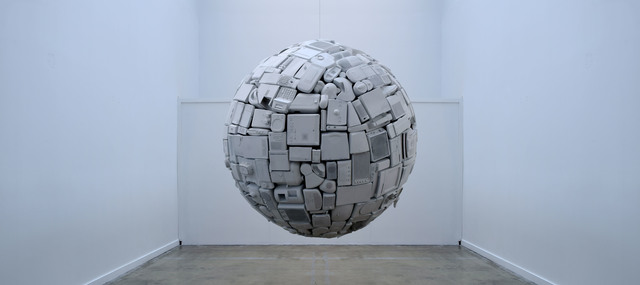 , 'White Dwarf,' 2012, Arsenal Contemporary