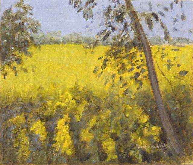 , 'Field of Gold I,' 2000, Tibor de Nagy