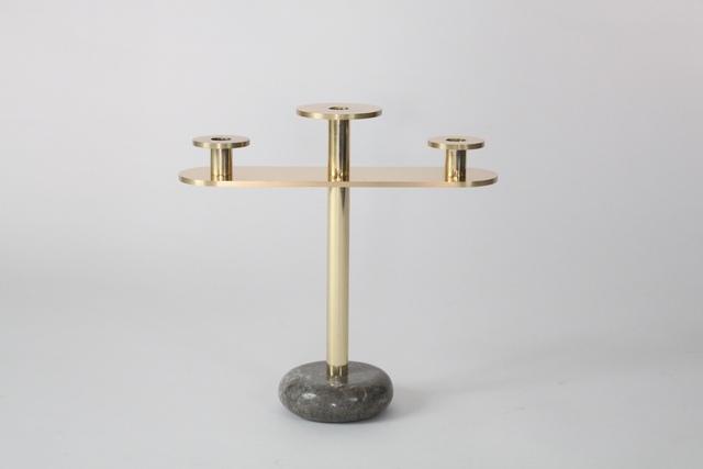 """, '"""" Milano """" candelabra ,' 2015, Casati Gallery"""