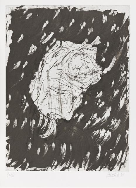 """, 'Nero, from """"Schlafende Hunde"""",' 1998-1999, Gagosian"""