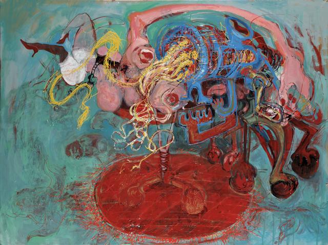 , 'Whiplash Cabaret,' 2018, Sulger Buel Gallery