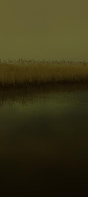 Nadav Kander, 'Water XI, (Mucking towards Stanford-Le-Hope), England, 2017', 2017, Blindspot Gallery