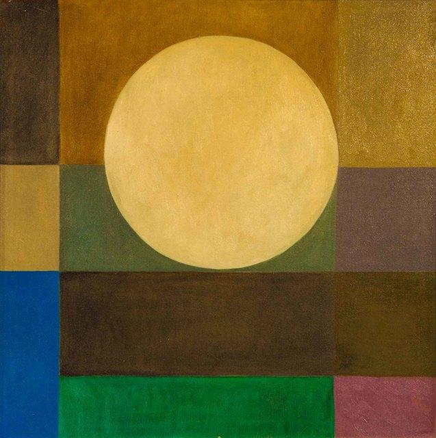 , 'Ayer Comenzo La Vida III,' 1977, Leon Tovar Gallery