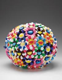 Takashi Murakami, 'Plush Flowerball,' 2008, Phillips: Evening and Day Editions