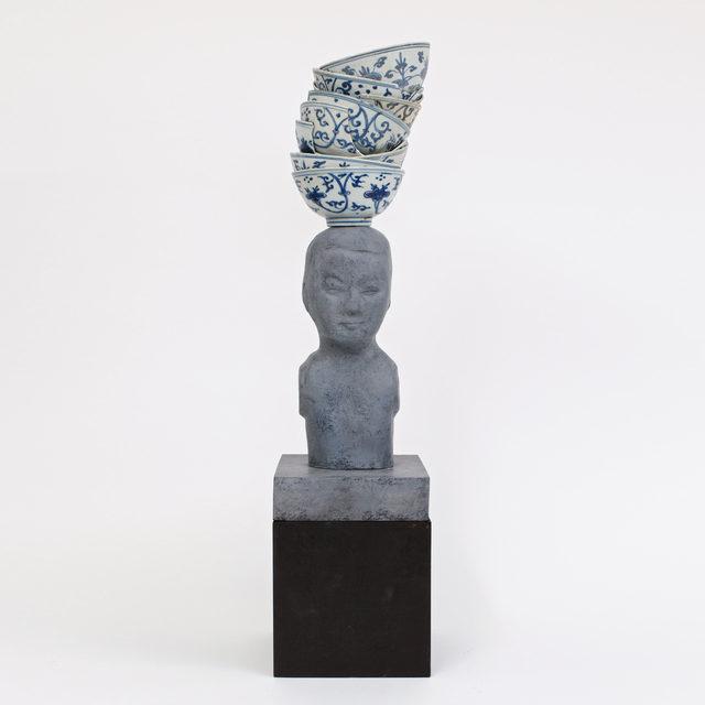 Bouke de Vries, 'Bronze Bust IV', 2019, Adrian Sassoon