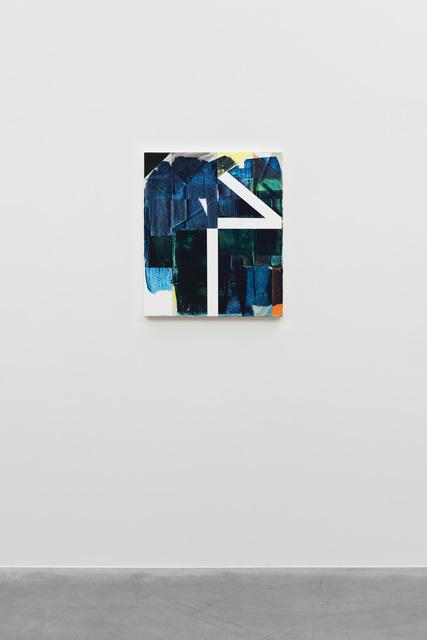 , 'OGVDS [detail] B v2,' 2012, von Bartha