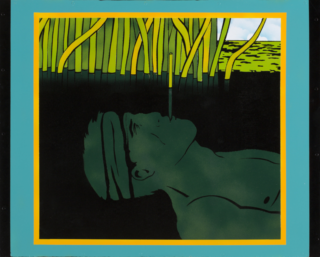 , 'Untitled ,' 1983/88 , CFHILL