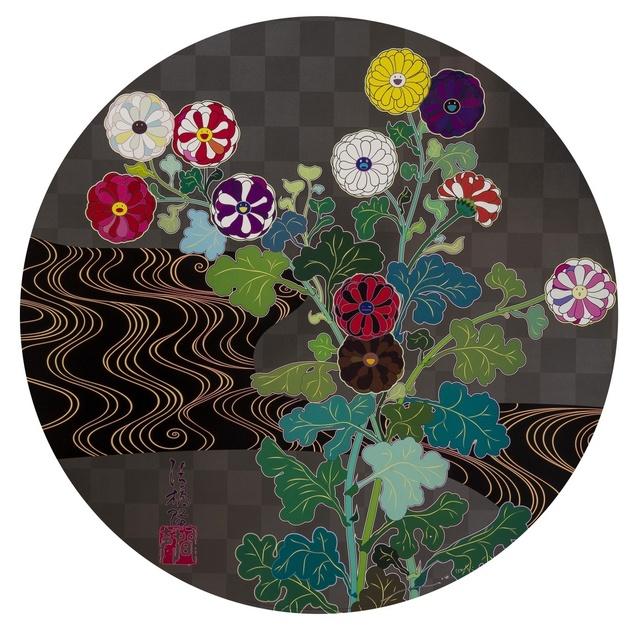 Takashi Murakami, 'Kansei Like The River Flows', 2010, Forum Auctions