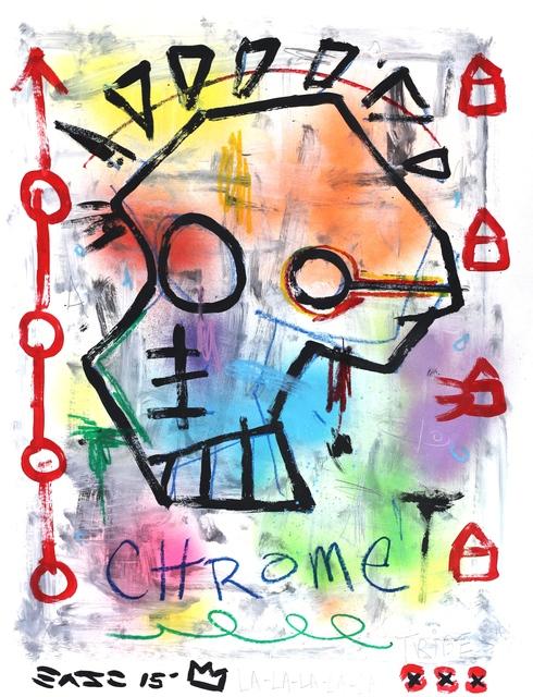 , 'Chrome,' 2015, Artspace Warehouse