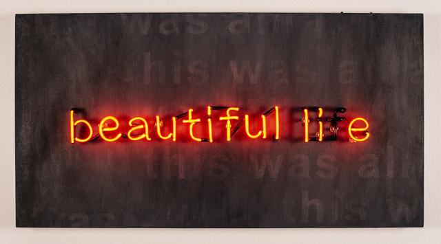 , 'Beautiful Life,' 2017, k contemporary