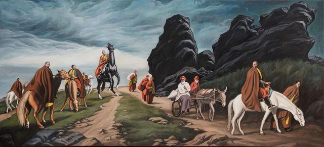 , 'Long Journey ,' 2019, Tang Contemporary Art
