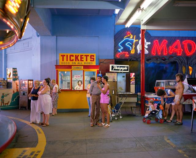 , 'Casino, Asbury Park, New Jersey,' 1980, Rick Wester Fine Art