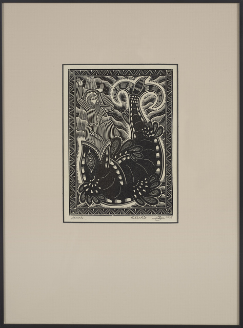 , 'Jonah,' 1934, Berry Campbell Gallery