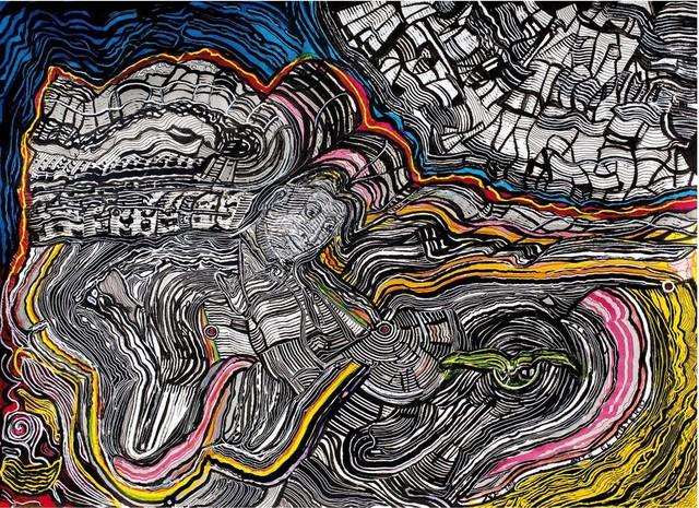 Luis Felipe Noe, 'Ante el misterio', 2015, Galería Rubbers Internacional