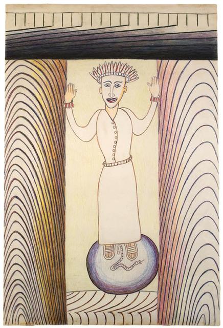 , 'Untitled (Madonna),' 1950, Ricco/Maresca Gallery