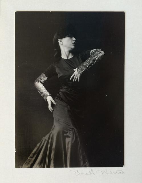 , '[Portrait of Carmelita Maracci],' ca. 1935, Michael Dawson Gallery