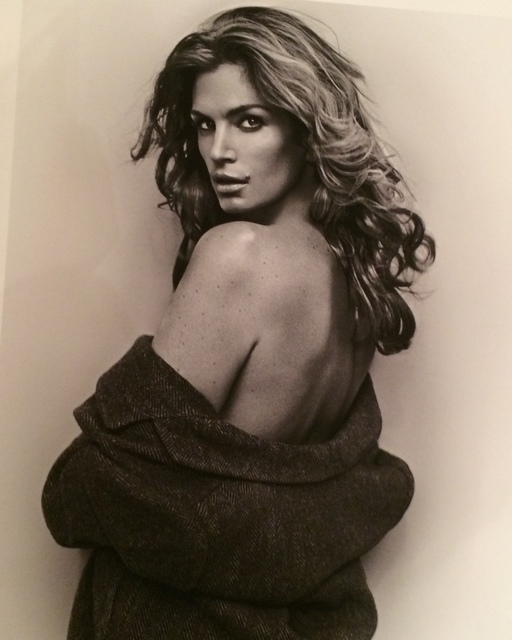 , 'Cindy Crawford,' 2014, Aurifer AG