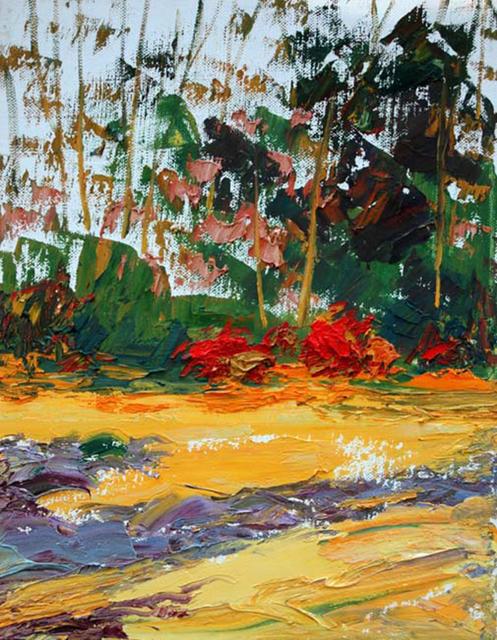 , 'Landscape 13,' , Baterbys Art Gallery